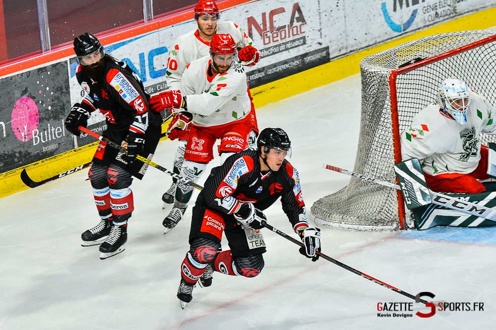 Hockey Sur Glace Amiens Vs Cergy Kevin Devigne Gazettesports 23