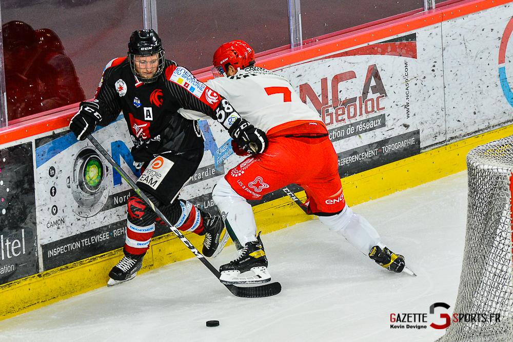 Hockey Sur Glace Amiens Vs Cergy Kevin Devigne Gazettesports 25