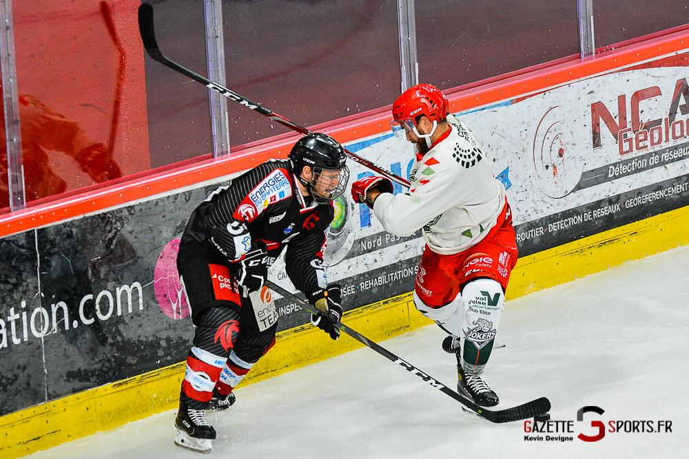 Hockey Sur Glace Amiens Vs Cergy Kevin Devigne Gazettesports 26