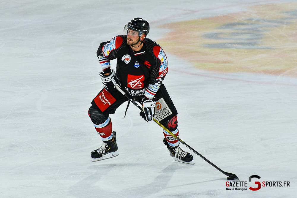 Hockey Sur Glace Amiens Vs Cergy Kevin Devigne Gazettesports 27
