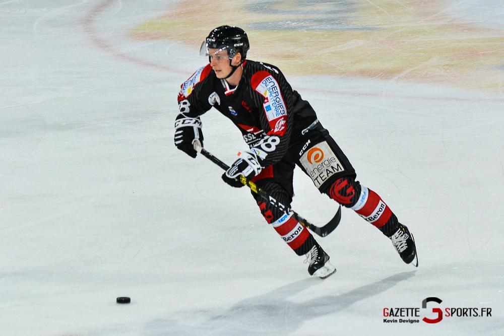 Hockey Sur Glace Amiens Vs Cergy Kevin Devigne Gazettesports 28