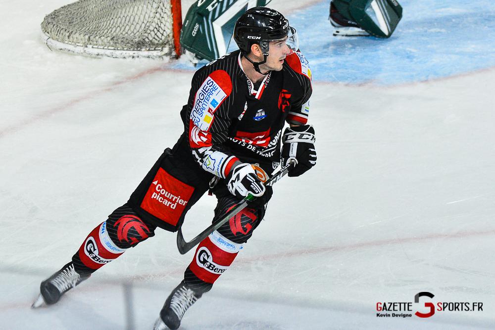 Hockey Sur Glace Amiens Vs Cergy Kevin Devigne Gazettesports 30