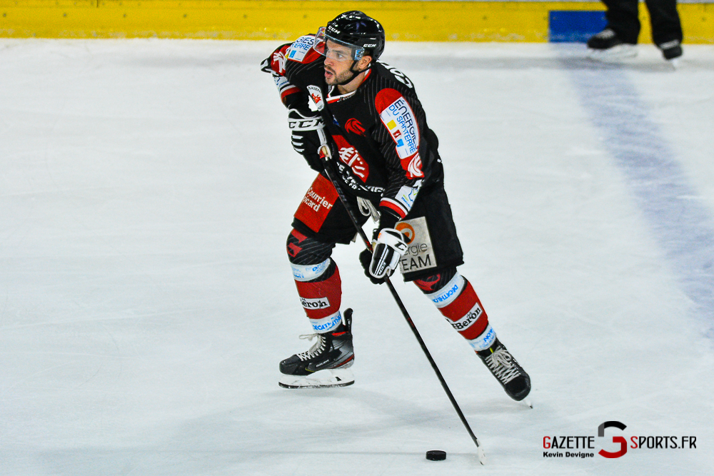 Hockey Sur Glace Amiens Vs Cergy Kevin Devigne Gazettesports 31