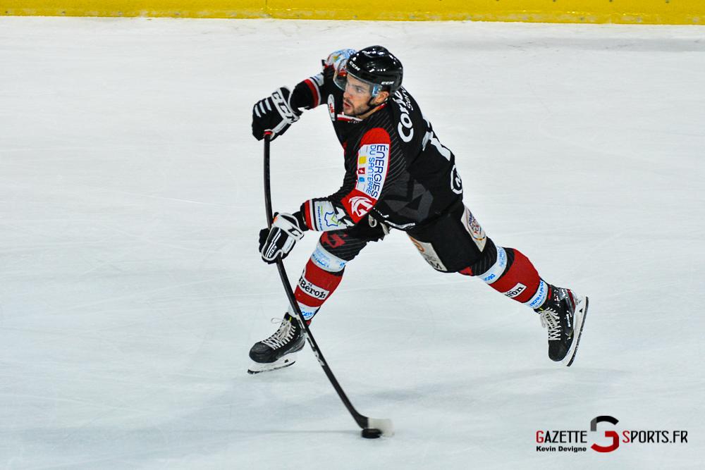 Hockey Sur Glace Amiens Vs Cergy Kevin Devigne Gazettesports 32
