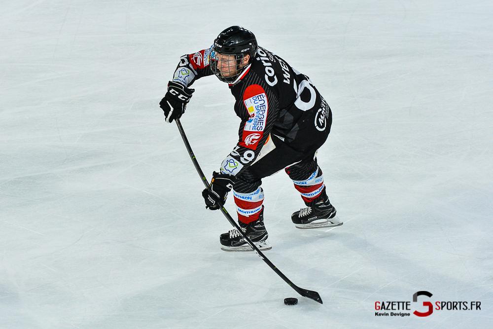 Hockey Sur Glace Amiens Vs Cergy Kevin Devigne Gazettesports 33