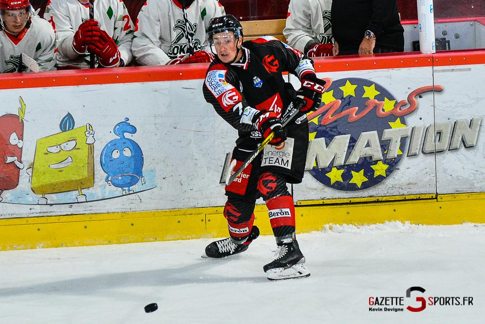 Hockey Sur Glace Amiens Vs Cergy Kevin Devigne Gazettesports 34