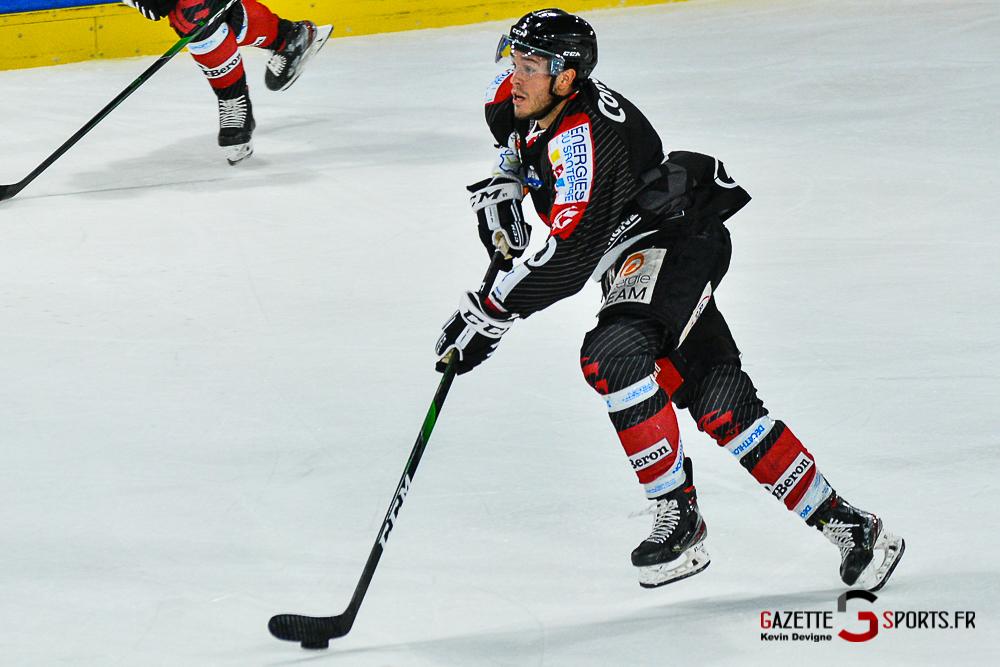 Hockey Sur Glace Amiens Vs Cergy Kevin Devigne Gazettesports 35