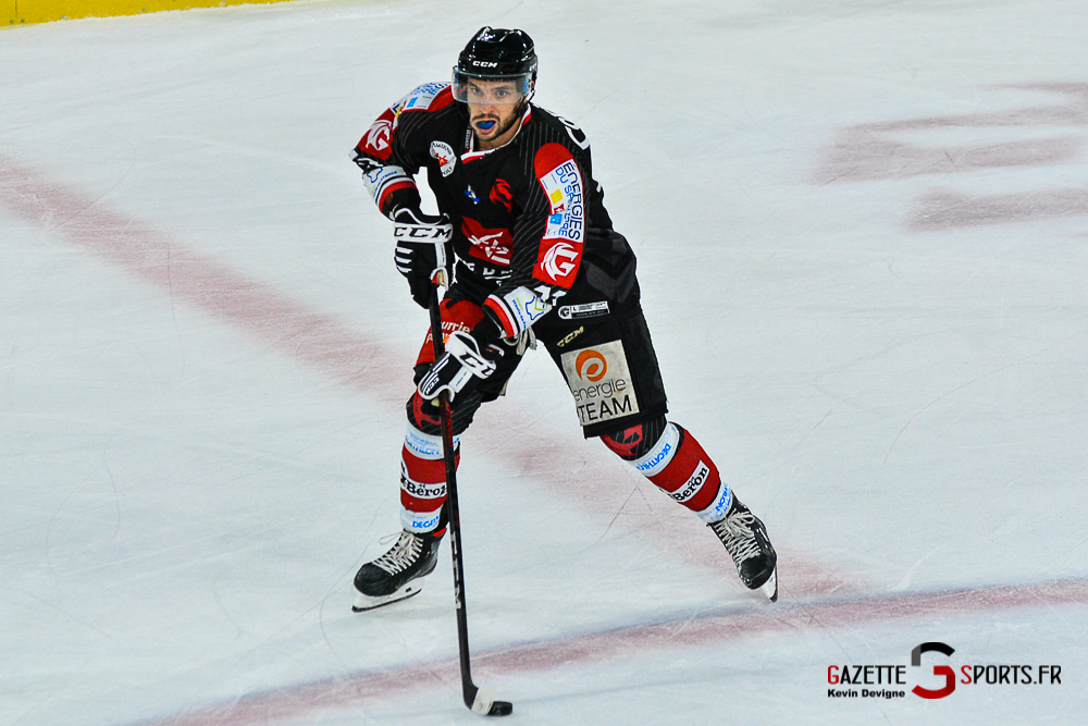 Hockey Sur Glace Amiens Vs Cergy Kevin Devigne Gazettesports 36