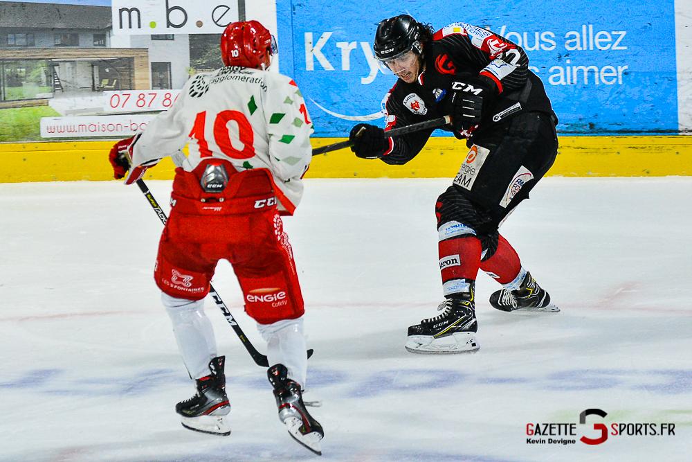 Hockey Sur Glace Amiens Vs Cergy Kevin Devigne Gazettesports 38
