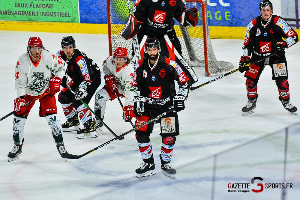 Hockey Sur Glace Amiens Vs Cergy Kevin Devigne Gazettesports 39