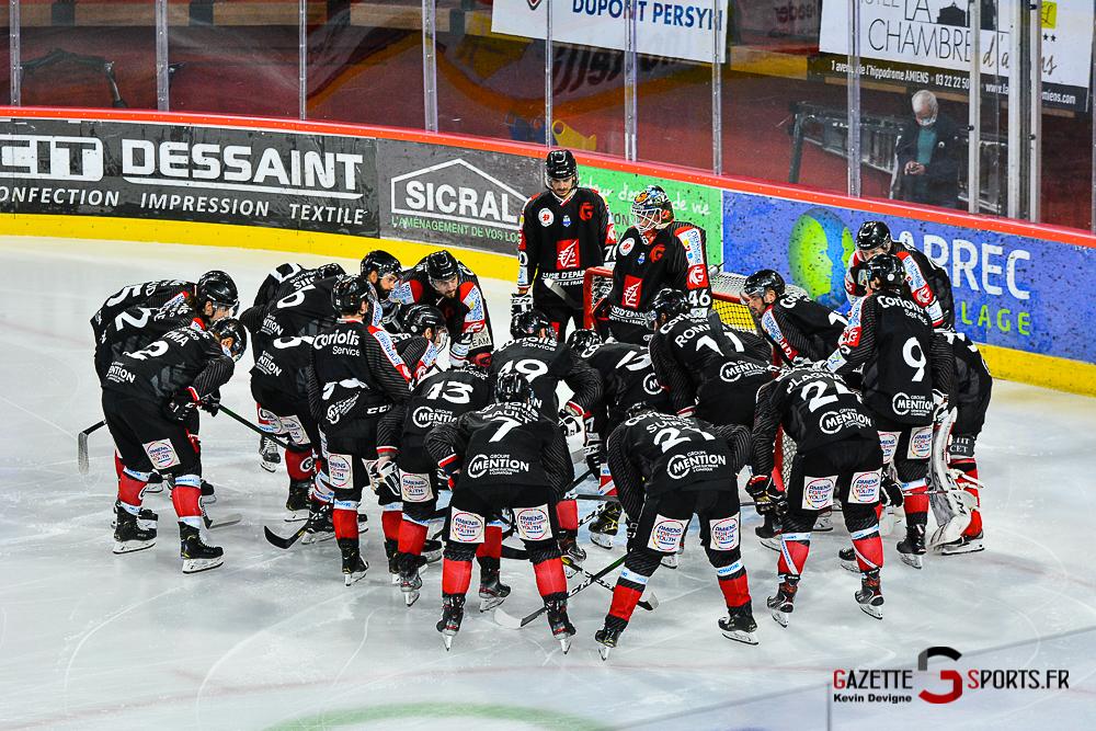 Hockey Sur Glace Amiens Vs Cergy Kevin Devigne Gazettesports 4