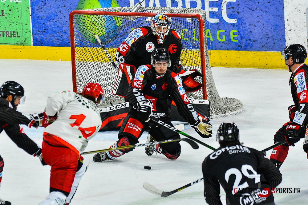 Hockey Sur Glace Amiens Vs Cergy Kevin Devigne Gazettesports 40