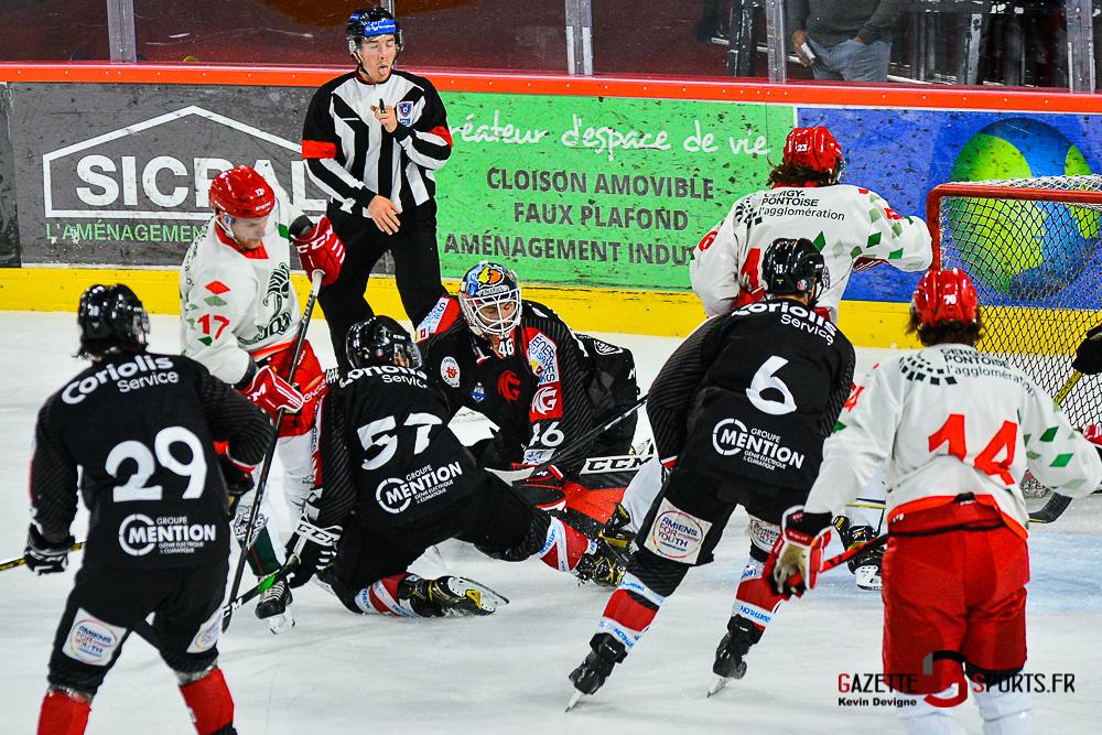 Hockey Sur Glace Amiens Vs Cergy Kevin Devigne Gazettesports 41