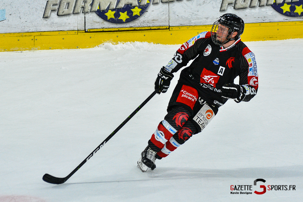 Hockey Sur Glace Amiens Vs Cergy Kevin Devigne Gazettesports 43