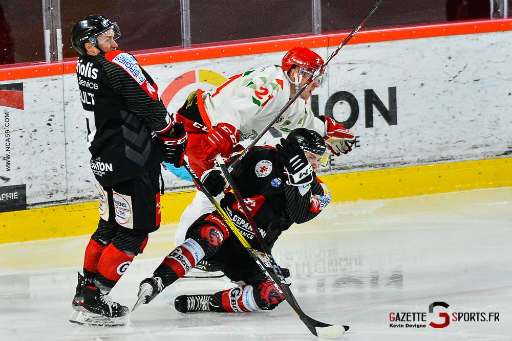 Hockey Sur Glace Amiens Vs Cergy Kevin Devigne Gazettesports 44