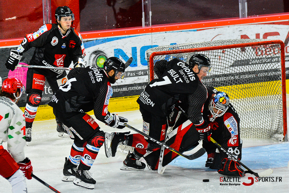 Hockey Sur Glace Amiens Vs Cergy Kevin Devigne Gazettesports 45