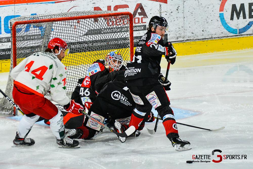 Hockey Sur Glace Amiens Vs Cergy Kevin Devigne Gazettesports 46