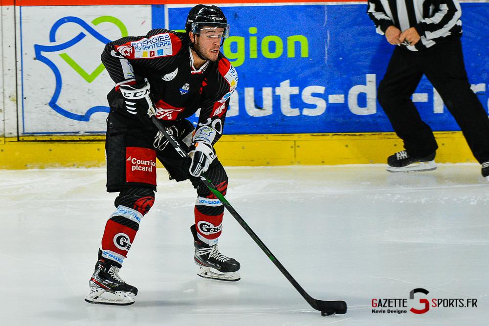 Hockey Sur Glace Amiens Vs Cergy Kevin Devigne Gazettesports 47