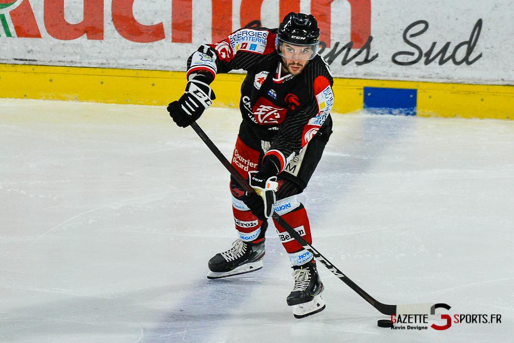 Hockey Sur Glace Amiens Vs Cergy Kevin Devigne Gazettesports 48