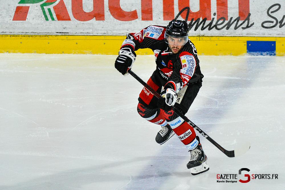 Hockey Sur Glace Amiens Vs Cergy Kevin Devigne Gazettesports 49