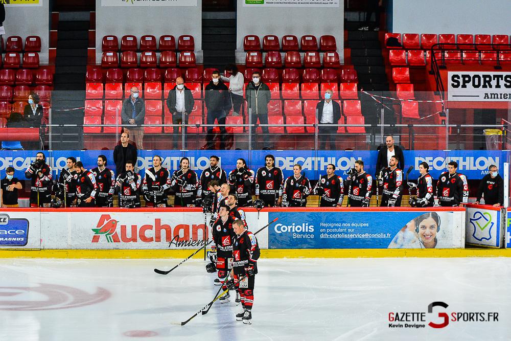Hockey Sur Glace Amiens Vs Cergy Kevin Devigne Gazettesports 5