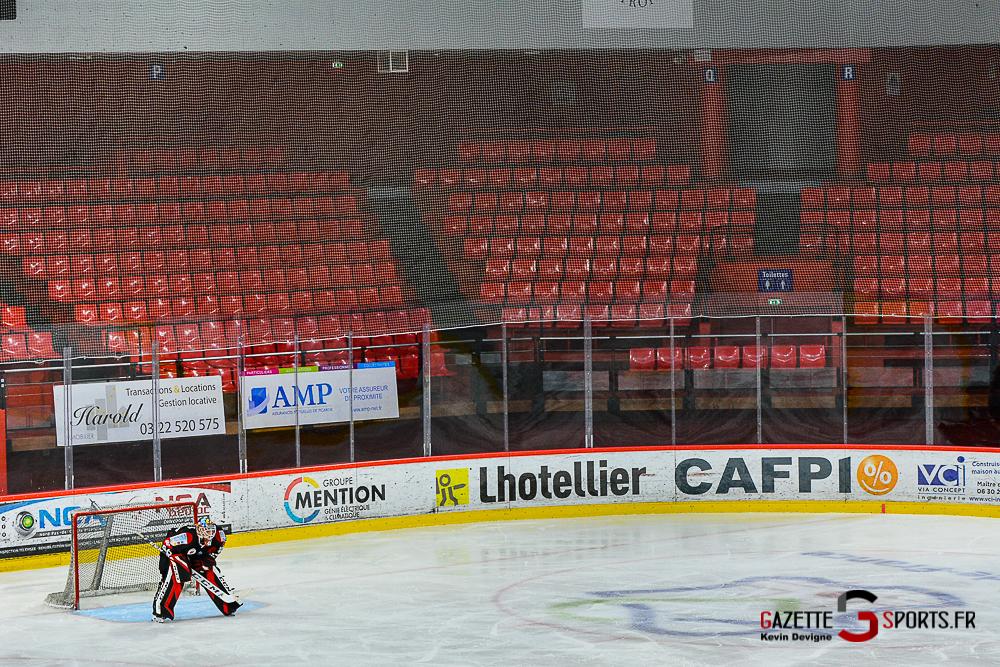 Hockey Sur Glace Amiens Vs Cergy Kevin Devigne Gazettesports 51