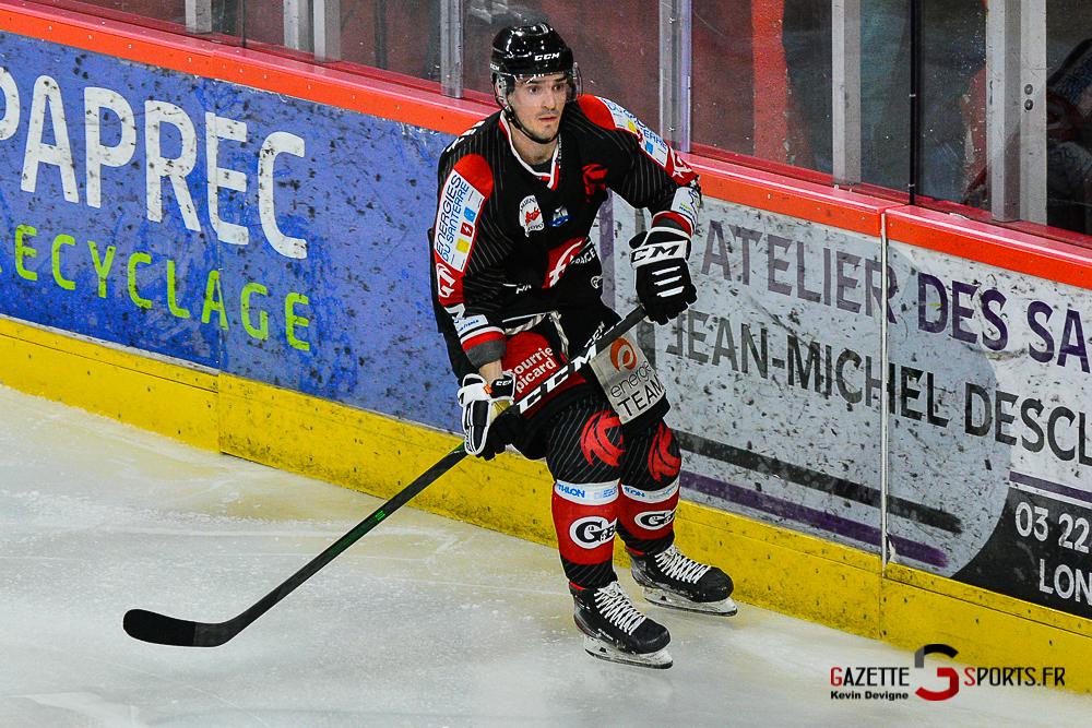 Hockey Sur Glace Amiens Vs Cergy Kevin Devigne Gazettesports 52