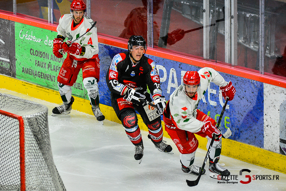 Hockey Sur Glace Amiens Vs Cergy Kevin Devigne Gazettesports 53