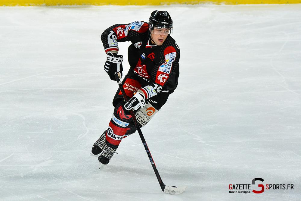 Hockey Sur Glace Amiens Vs Cergy Kevin Devigne Gazettesports 54