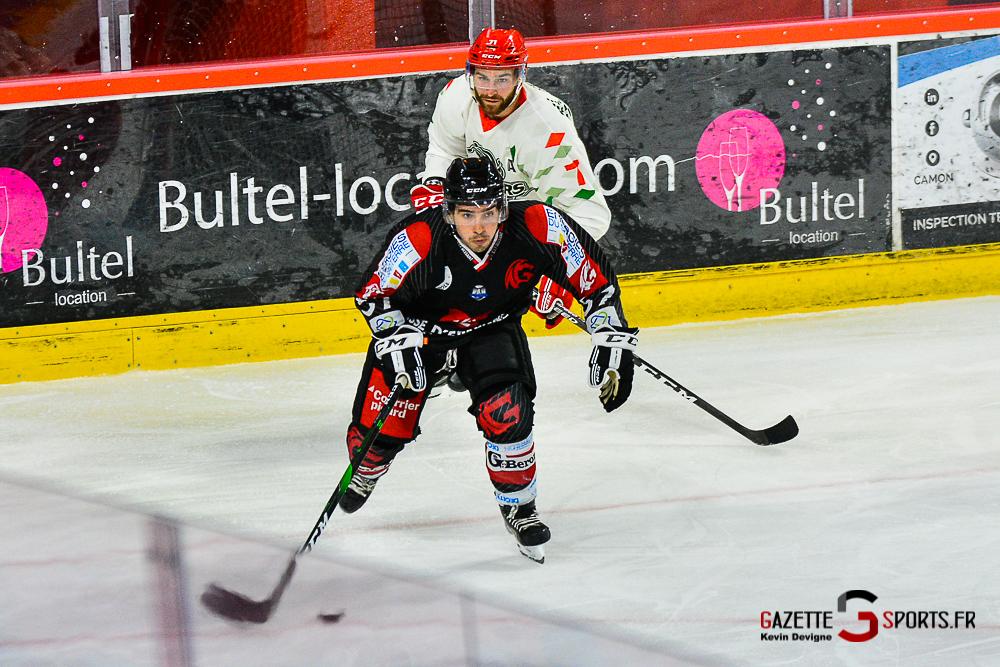 Hockey Sur Glace Amiens Vs Cergy Kevin Devigne Gazettesports 56