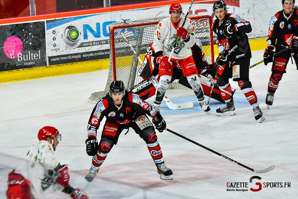 Hockey Sur Glace Amiens Vs Cergy Kevin Devigne Gazettesports 57
