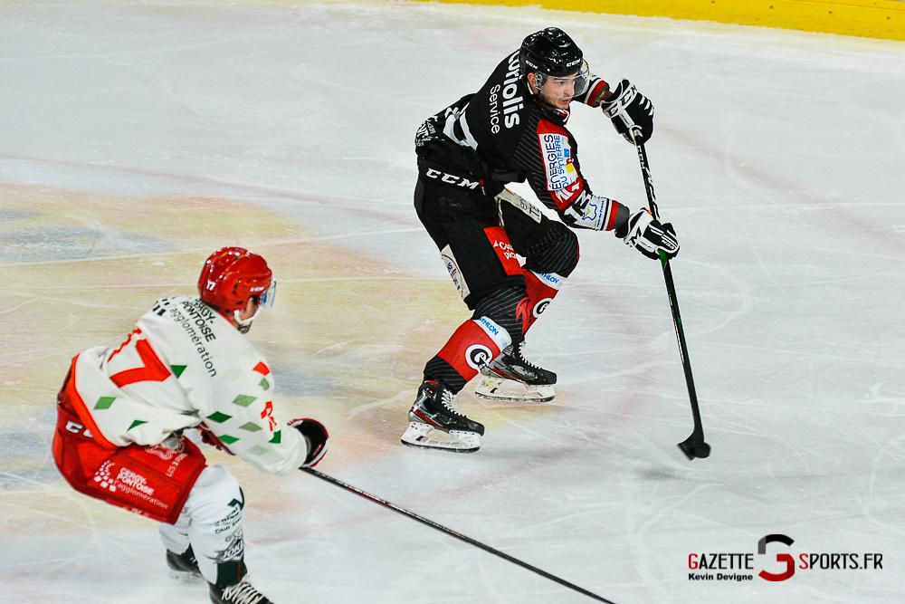 Hockey Sur Glace Amiens Vs Cergy Kevin Devigne Gazettesports 58
