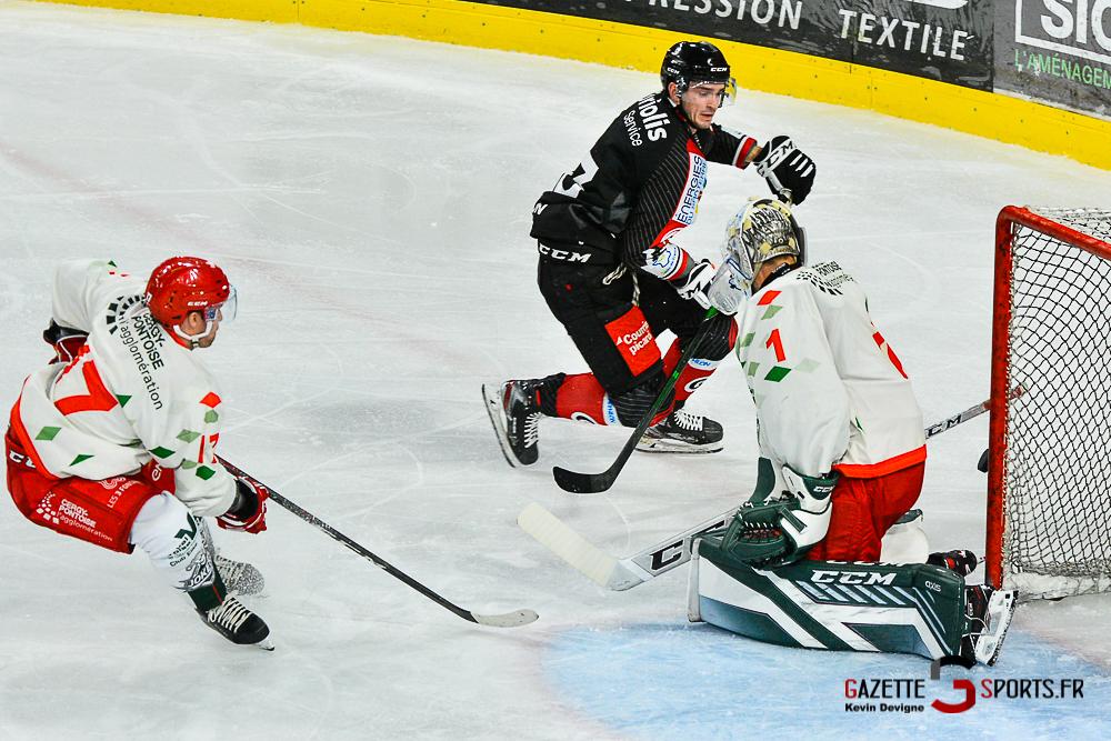 Hockey Sur Glace Amiens Vs Cergy Kevin Devigne Gazettesports 59