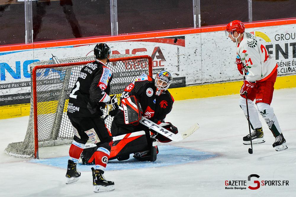 Hockey Sur Glace Amiens Vs Cergy Kevin Devigne Gazettesports 61