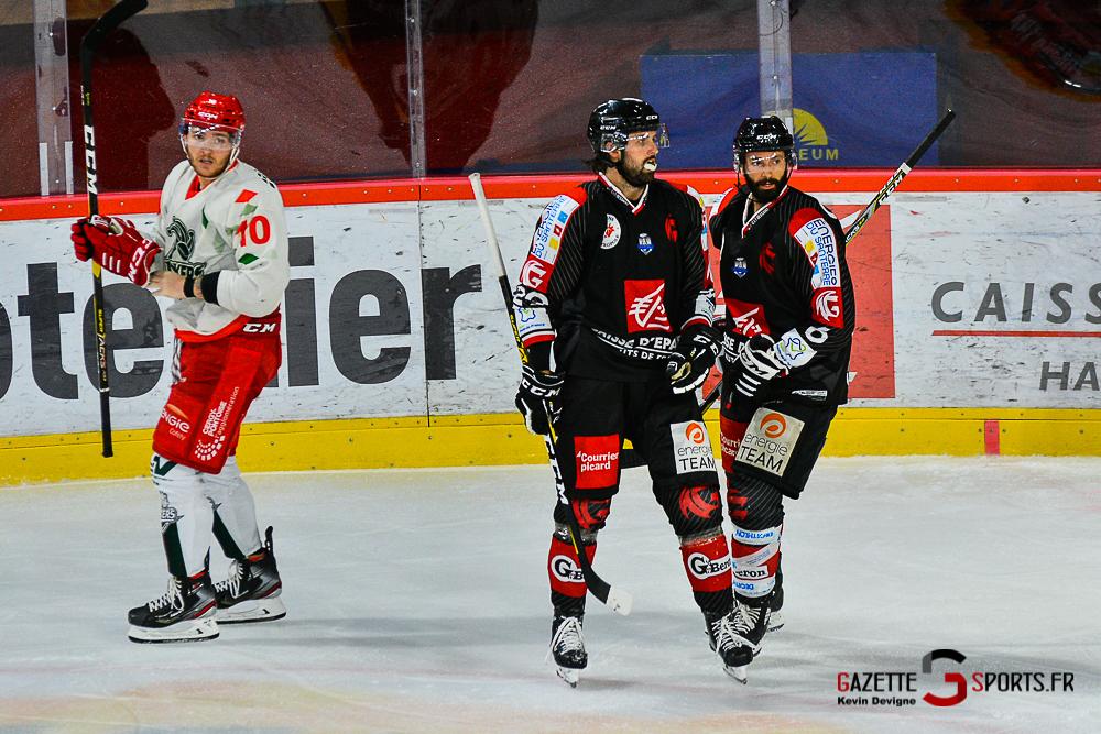 Hockey Sur Glace Amiens Vs Cergy Kevin Devigne Gazettesports 62