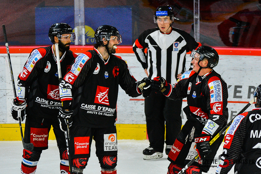 Hockey Sur Glace Amiens Vs Cergy Kevin Devigne Gazettesports 63