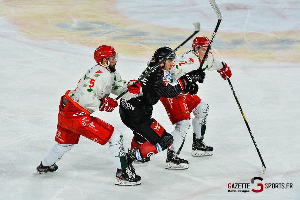 Hockey Sur Glace Amiens Vs Cergy Kevin Devigne Gazettesports 64