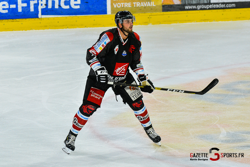 Hockey Sur Glace Amiens Vs Cergy Kevin Devigne Gazettesports 65