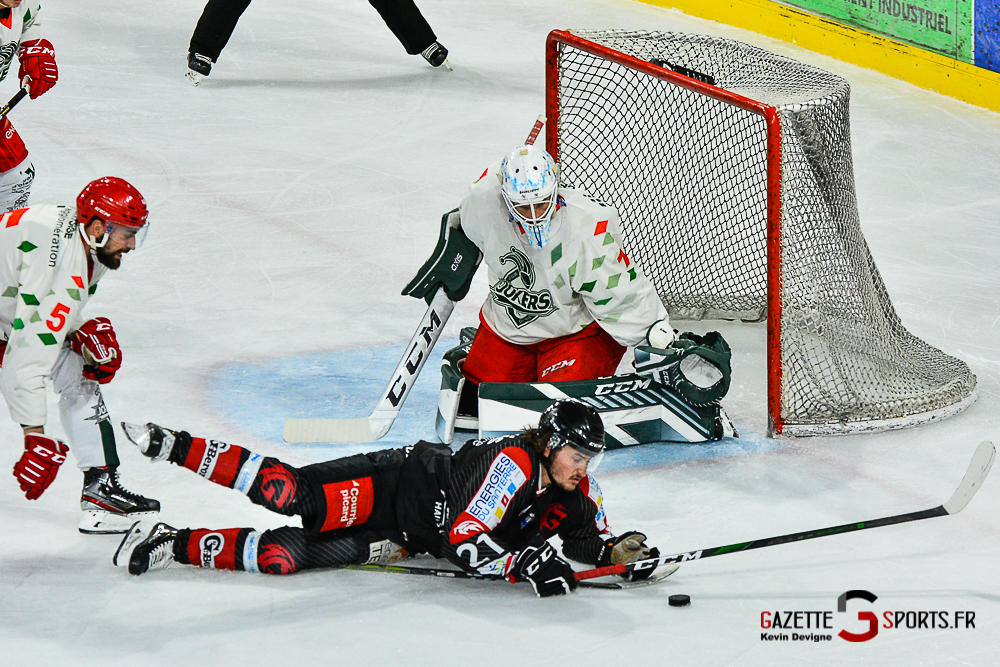 Hockey Sur Glace Amiens Vs Cergy Kevin Devigne Gazettesports 67