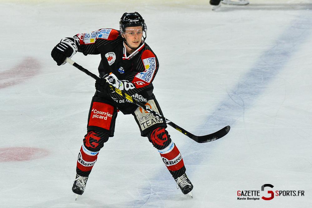 Hockey Sur Glace Amiens Vs Cergy Kevin Devigne Gazettesports 68