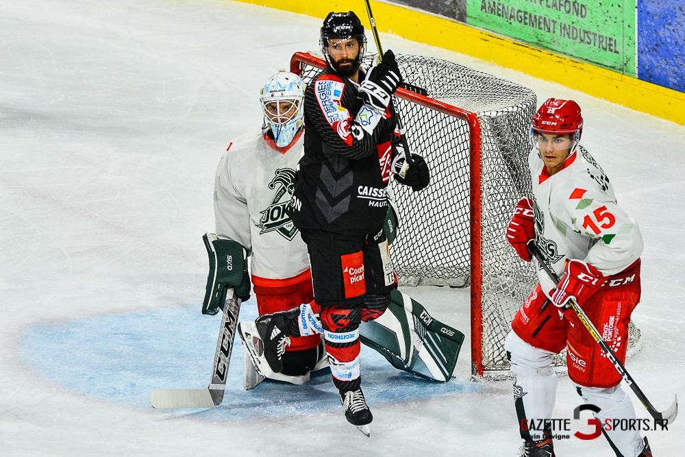 Hockey Sur Glace Amiens Vs Cergy Kevin Devigne Gazettesports 69