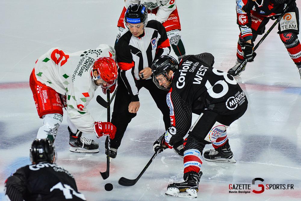 Hockey Sur Glace Amiens Vs Cergy Kevin Devigne Gazettesports 7