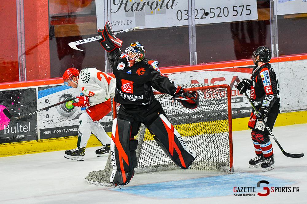 Hockey Sur Glace Amiens Vs Cergy Kevin Devigne Gazettesports 71