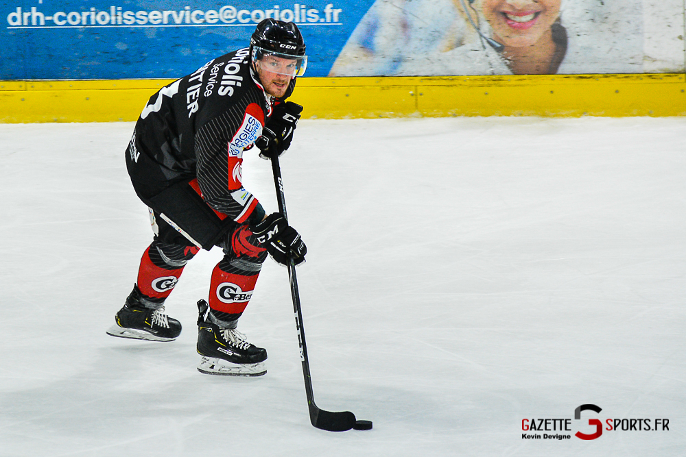 Hockey Sur Glace Amiens Vs Cergy Kevin Devigne Gazettesports 72