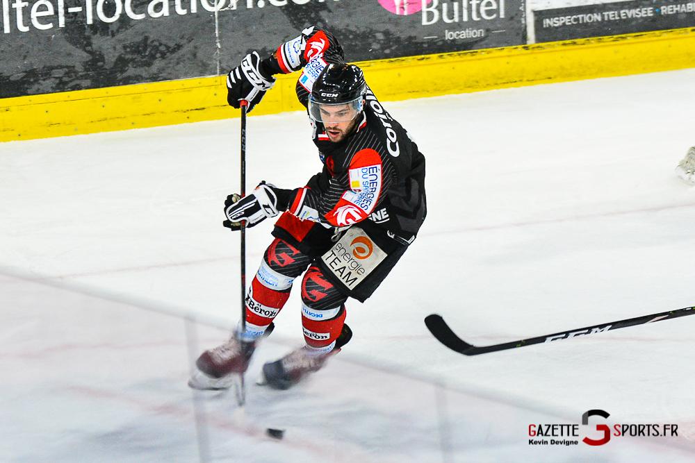 Hockey Sur Glace Amiens Vs Cergy Kevin Devigne Gazettesports 73