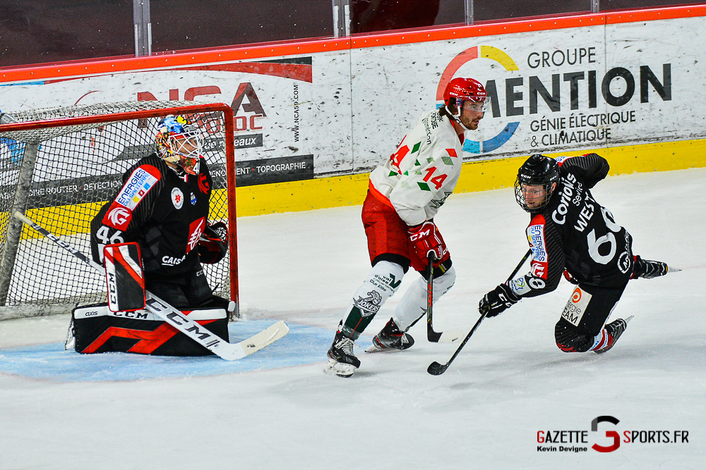 Hockey Sur Glace Amiens Vs Cergy Kevin Devigne Gazettesports 74