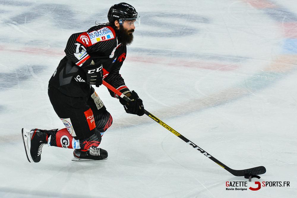 Hockey Sur Glace Amiens Vs Cergy Kevin Devigne Gazettesports 77
