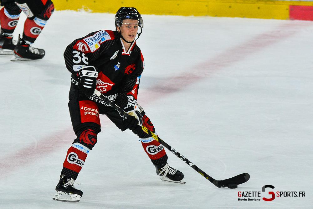 Hockey Sur Glace Amiens Vs Cergy Kevin Devigne Gazettesports 79