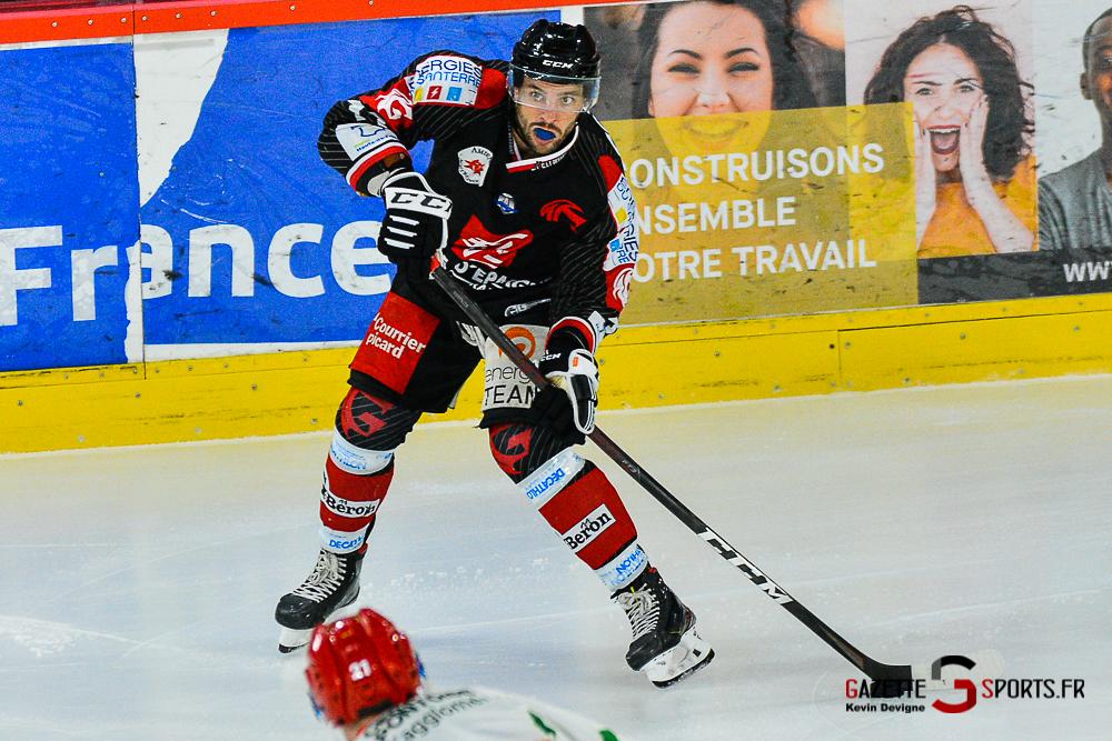 Hockey Sur Glace Amiens Vs Cergy Kevin Devigne Gazettesports 8