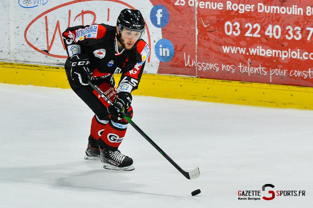 Hockey Sur Glace Amiens Vs Cergy Kevin Devigne Gazettesports 81